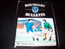 Oldham Athletic v Bristol Rovers, 1973/74